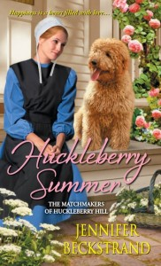 Huckleberry Summer Cover