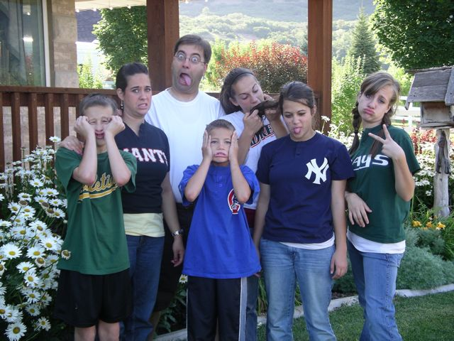 goofy family