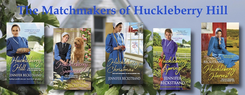 Huckleberrry Hill Amish Romance Novels