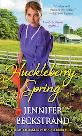 Huckleberry Spring Cover