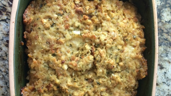 Party Meatloaf with Smoked Gouda Stuffing